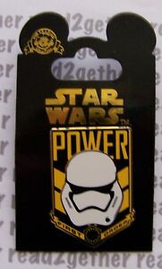 Disney-Pin-Star-Wars-The-Force-Awakens-Storm-Trooper-Power-First-Order