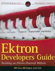 Ektron Developer's Guide: Building an Ektron Powered Website by Bill Rogers, Aniel Sud, Bill Cava (Paperback, 2011)