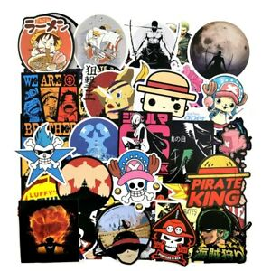 50-Large-ONE-PIECE-Anime-Stickers-Laptop-Walls-PC-039-S