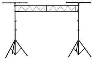 Pro-Support-pour-Jeux-de-Lumiere-Fixation-Eclairage-Inclinable-75kg-Max-3-00m