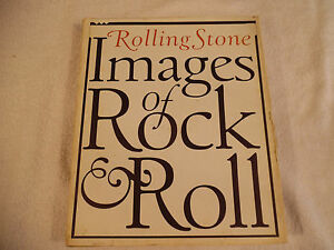 Rolling Stone Images of Rock & Roll First Edition 1995 Illustrated 14-7C