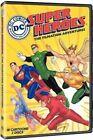 DC Super Heroes Filmation Adventures 0085391172451 DVD Region 1
