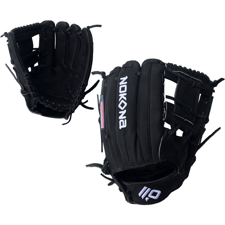 Nokona Onyx-XFT I-Web 11.5 Inch OXFT-1150 Baseball Baseball Baseball Glove aa1cb0