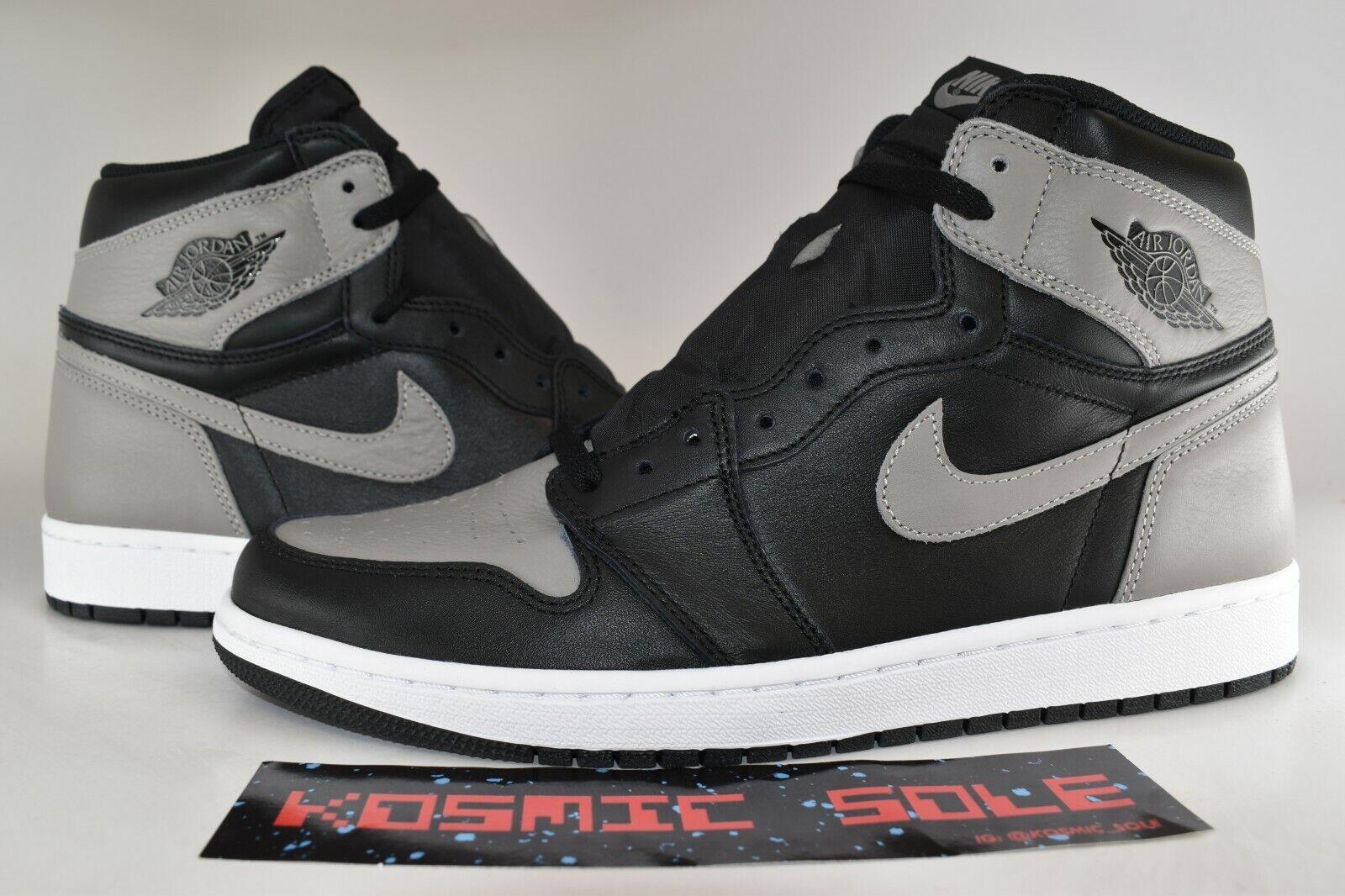 "Nike Air Jordan 1 Retro ""Shadow"" 2018 Style Size 9"