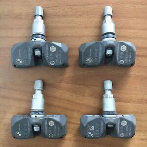 4-MINI-BMW-Reifendrucksensoren-RDK-433-MHz-Mini-BMW-1er-3er-5er-6er-Z4-6781847