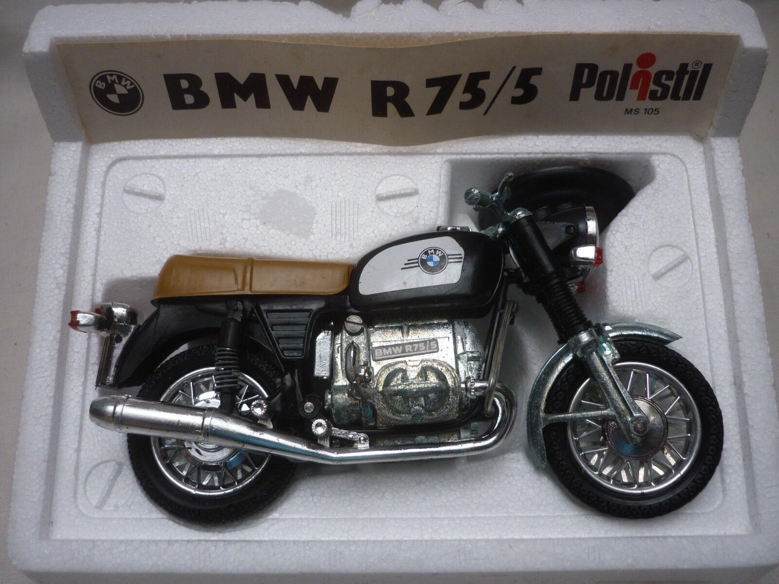 Un coffret coffret coffret POLISTIL Modèle De BMW R75 5 e16c2f