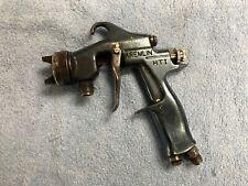 Heavily Used Kremlin Hti Hvlp Paint Spray Gun 07 Tip