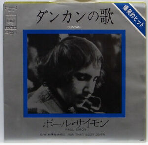PAUL-SIMON-DUNCAN-RUN-THAT-BODY-DOWN-CBS-SONY-JAPAN-SOPA40