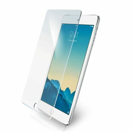 Tempered GLASS Screen Protector For iPad 9.7 2//3//4 Mini Pro Air 3rd 4th 5th 6th