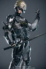 "Hot Toys Metal Gear Rising Revengeance Raiden 1/6 Scale 12"" Figure In Hand MISB"