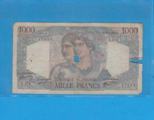 1 000 Francs Minerve Et Hercule Du 16-5-1946 E.276 Dwskfpak-07224201-791140542