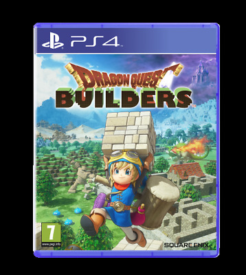 PS4 - DRAGON QUEST BUILDERS - PLAYSTATION PS4 BRAND NEW FREE DELIVERY