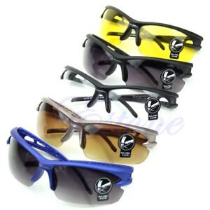 Cyclisme Riding Outdoor Sports UV Lunettes de protection verres...  </span>