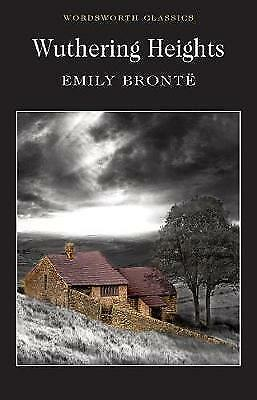 1 of 1 - Paperback Wuthering Heights by Emily Bronte (Paperback, 1992)