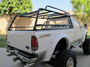 image is loading metal roof tool frame bed rack tamiya r c - Truck Bed Frame