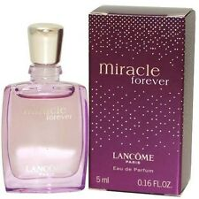 Lancome MIRACLE FOREVER 0.16 oz / 5 ml Eau De Parfum Splash Miniature Women NIB