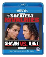 WWE - Greatest Rivalries: Shawn Michaels vs. Bret Hart Blu-ray (Pre-Owned)