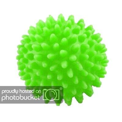 Massageball 8 cm Noppen für bessere Durchblutung Igel-Ball Therapie Massagekugel