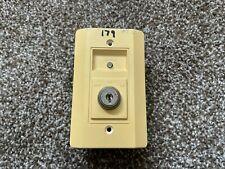 System Sensor Rts451key Fire Alarm Remote Test Key Switch