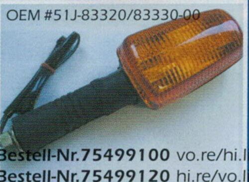 75499100 Clignotant Yamaha TDM 850