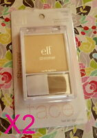 2 Elf Shimmer Pressed Face Powder - E.l.f. Gold 23132