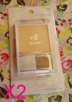 2 Elf Shimmer Pressed Face Powder - E.l.f. Gold 23132