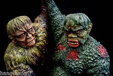 War of the Gargantuas 30 cm Figure Statue Frankenstein Monsters Sanda vs Giara