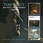 Blow It Out/Intimate Strangers/Street Beat by Tom Scott (CD, Jun-2013, 2 Discs, Beat Goes On)