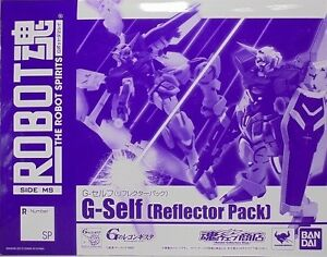 Used Bandai Robot Spirits SIDE MS G-Self Reflector Pack From Japan
