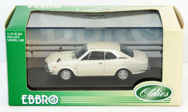 Ebbro 43414 Honda Coupe 9S 1970 (Air Cooled) (White) 1 43 scale