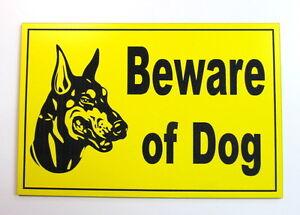 Möbel & Wohnen Zielsetzung Beware Of Dog,türschild,gravur,versch.größen,warnschild,achtung Hund,hinweis Haustierbedarf
