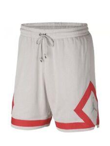 580a16183aff50 NIKE Air Jordan DIAMOND MESH Shorts - Desert Sand tan INFRARED 23 ...
