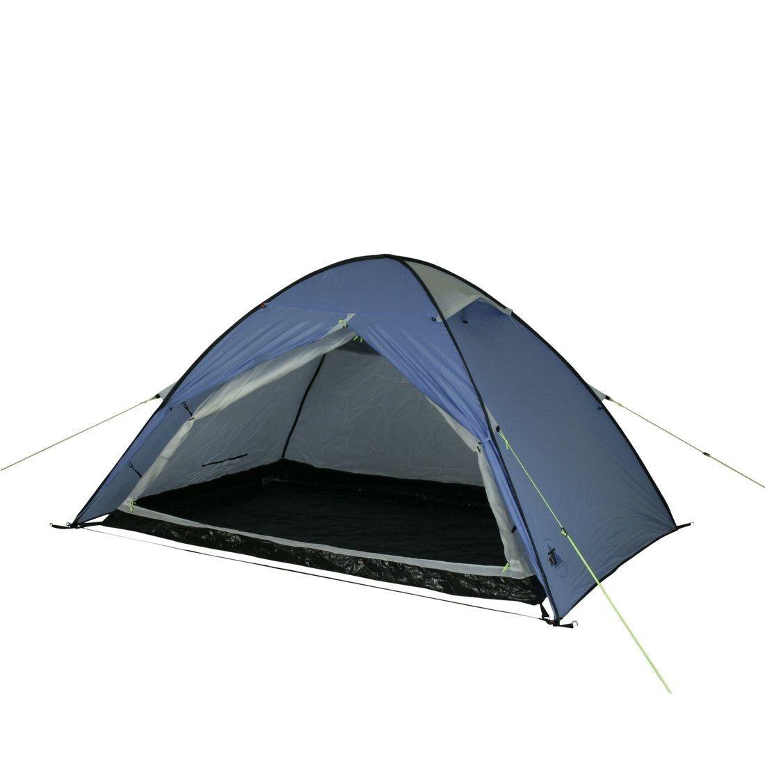 10T Easy Pop 2 - Novedosa tienda cúpula Pop Up de doble techo para 2 personas, 3