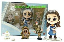 Hot Toys Disney Beauty and the Beast Cosbaby Belle Cosbabys collectible set