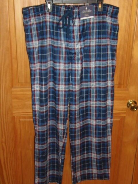 SLEEP PANTS - MEN - STAFFORD - NAVY - SIZE 2XL***RETAILS @$30***(3PJ-1-14x2)