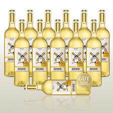 12 Fl. Cepunto Blanco, milder & mediterraner Weißwein aus Spanien, Wein trocken