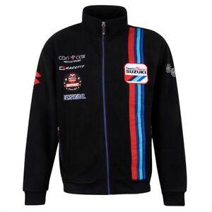 Fleece New Suzuki Team Sizes Genuine Brand 2018 Classic All Jacket YwEdnqp