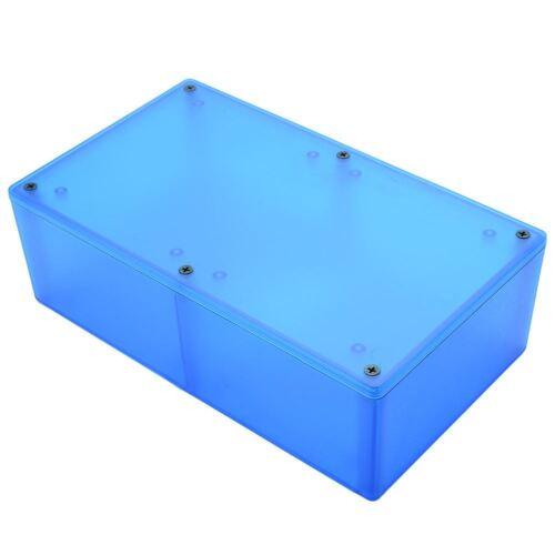 Hammond Bleu ABS Boîtier 193 x 113 x 61 mm 1591 xxetbu