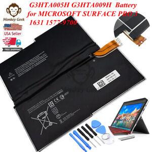 NEW-Battery-G3HTA005H-G3HTA009H-For-Microsoft-Surface-pro-3-pro3-Model-1631