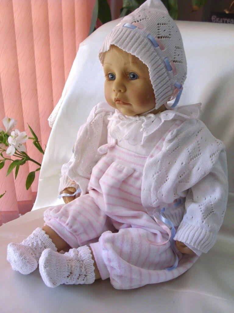 Zapf Creation doll, blonde hair, by Brigitte Leman 20
