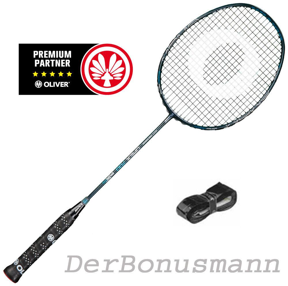 OLIVER Racket Racket Racket OMEX 700 mit Bag und BONUS NEU 56b509