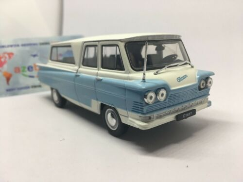START Soviet Minibus USSR 1964 Year 1//43 Scale Collectible Model Car GAZ-21