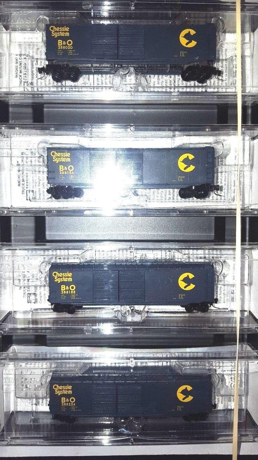 Z MTL 994 00 074 50ft STD scatola auto doppie porte' 4PACK NUOVO IN SCATOLA