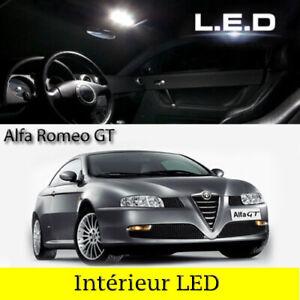 Kit ampoules à LED pour l/'éclairage intérieur plafonnier  Alfa Romeo  Giulietta