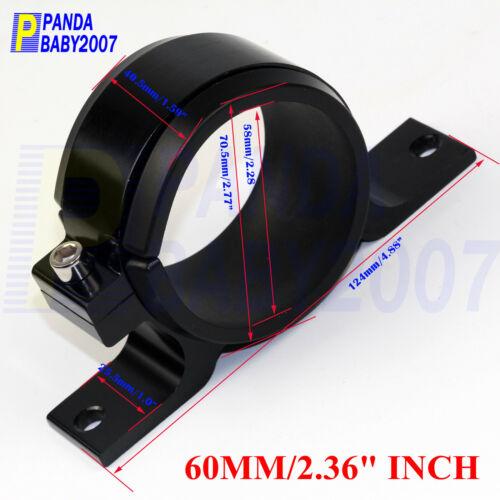 60mm Fuel Filter Bracket Mounting Clamp Cradle Kit For BOSCH 044 Pump T-6061 SL