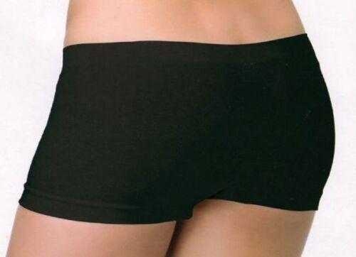 Hot Shorts Boy Shorts Economy Black Child Large 12-14