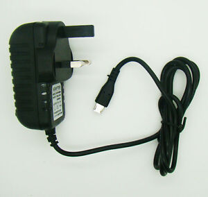 UK-5V-2A-Micro-USB-3-Pin-UK-plug-Charger-Adapter-Power-Supply-For-Raspberry-Pi