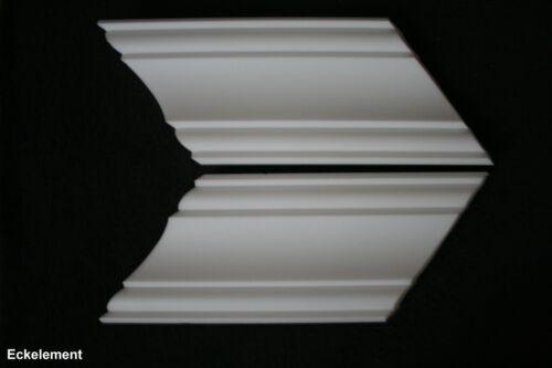 54 m 10 Ecken Styroporleisten Stuckleisten Zierleisten Stuckprofile Stuck KY50