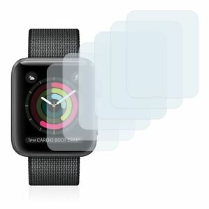 Apple Watch Series 2 42mm 6x Transparent Ultra Clear Screen Protector Ebay