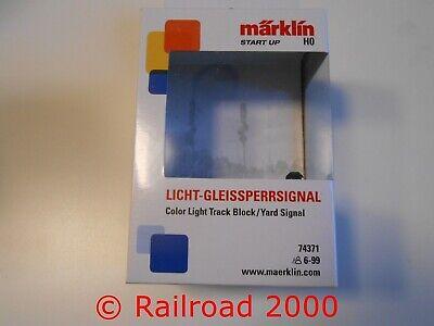"""Märklin 7533 /""""Grund und Bodenplatte für Signal 7241/""""  für K-Gleis"""